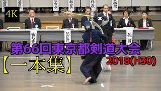 第66回東京都剣道大会【一本集】
