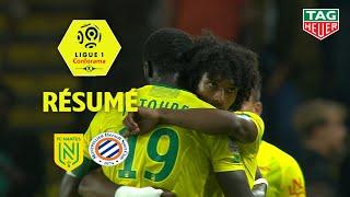 FC Nantes - Montpellier Hérault SC ( 1-0 ) - Résumé - (FCN - MHSC) / 2019-20
