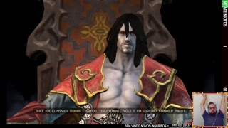 LIVE 2 - Terminando o Castlevania Lords of Shadows - MIRRORS OF FATE