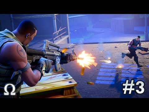 WIPING THEM OUT AGAINST ALL ODDS! | Fortnite Battle Royale Squads #3 Ft. Friends!