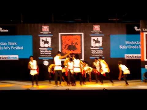 Awesome Dance Video | Kala Ghoda Art Festival 2015