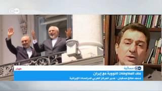 صدقيان: فرنسا مازالت مصرة على تشديد الرقابة على البرنامج النووي الإيراني