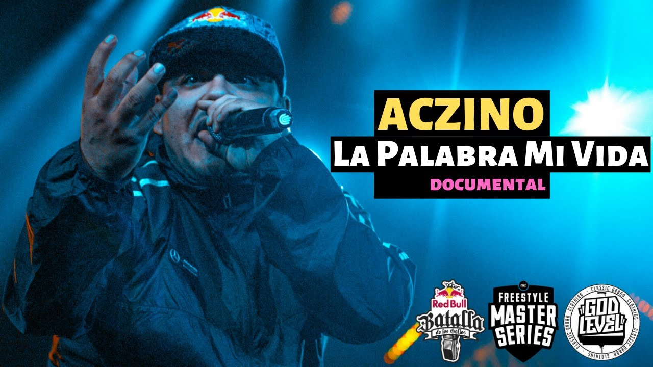 "Aczino ""La palabra... mi vida"" | Documental - (Completo)"