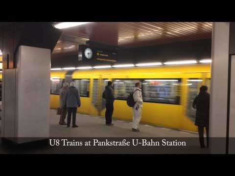 Berlin U-Bahn (Trip to Europe)