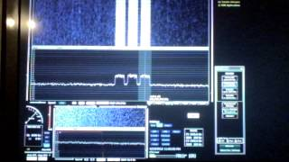 Unknown transmission on 3 frequencies