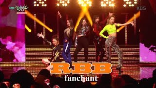 RED VELVET - 'RBB (Really Bad Boy)' Lyrics + FANCHANT