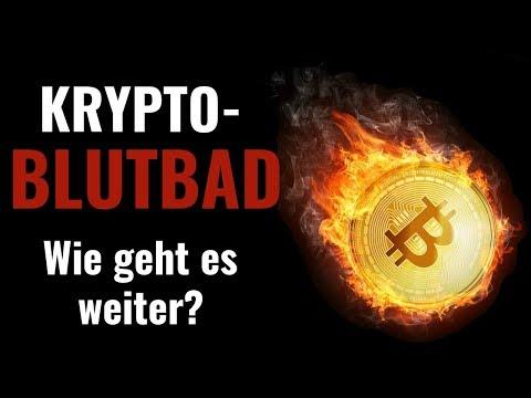 Krypto-Blutbad – Was ist los und wie geht es weiter?