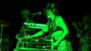 golden dawn arkestra paper tiger san antonio tx december 11 2015