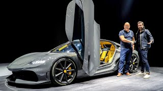 This Is The NEW Koenigsegg Gemera - And I've ORDERED One! 1700hp & 4 Seats - A World First!