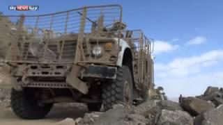 الشرعية تسيطر على معسكر فرضة نهم شرق صنعاء