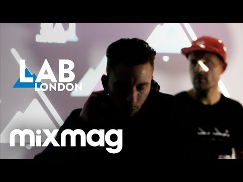 SPECTRASOUL d'n'b set in The Lab LDN