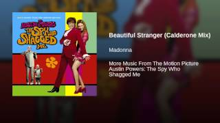 Beautiful Stranger (Calderone Mix)