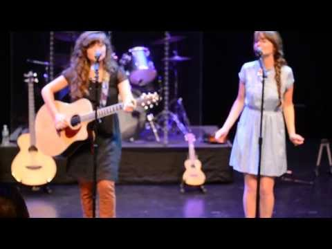 The Hunt Family, Lancaster, SC, Performing Arts Series, April 20, 2013