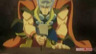 """""""Hulk vs, Wolverine/Thor"""" (2009) Trailer"""