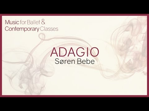 Music For Ballet Class. Adagio.