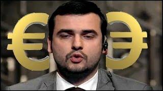 Mega figura di merda del grillino Carlo Sibilia sull' euro - La Gabbia
