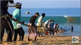 마르코 폴로가 극찬한 섬 스리랑카의 전통 공동 낚시 3…