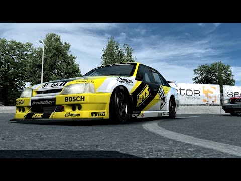 Raceroom | DTM at Norisring 1992 |