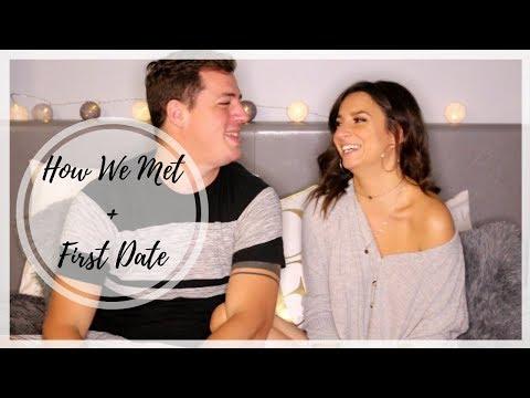 HOW I MET MY HUSBAND + FIRST DATE ♥ | Street Chic Geek