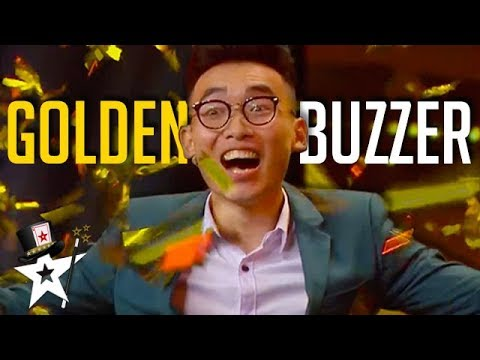 Magician Amazes Judges With Screen Magic on Asia's Got Talen