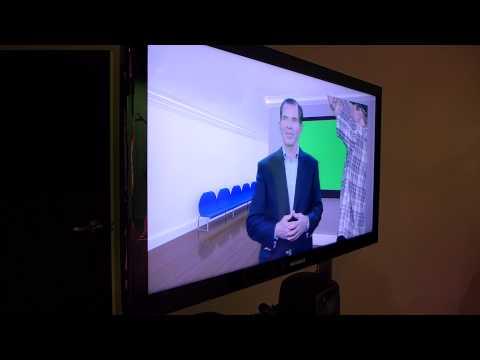 Green Screen and Virtual Sets
