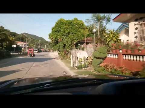 philippines bohol garcia hernandez drive away from home on the highway