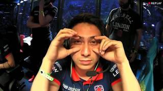 Лучшие моменты игры Gambit vs Immortals | Момент победы и поднятие кубка