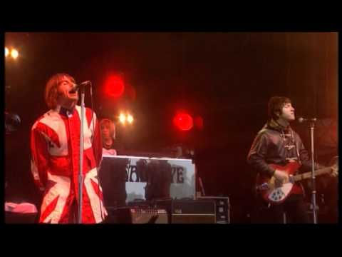 Beady Eye - The Roller [Live at Isle of Wight Festival 2011]