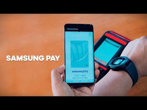PAGAR CONTAS COM SMARTPHONE OU RELÓGIO SAMSUNG! (SAMSUNG PAY)