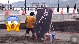 Pelukis skill dewa - Amazing street painter