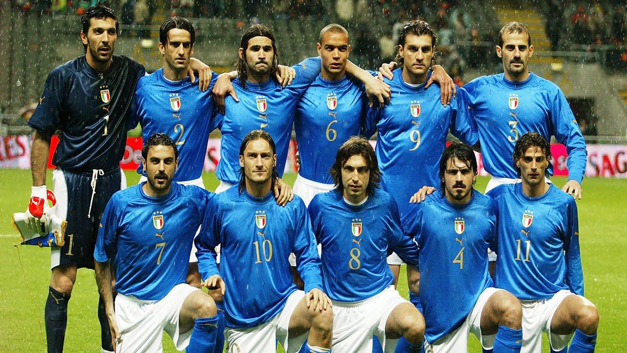 italia maglia azzurra 2004 | numerosette.eu