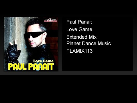 Paul Panait - Love Game (Extended Mix)