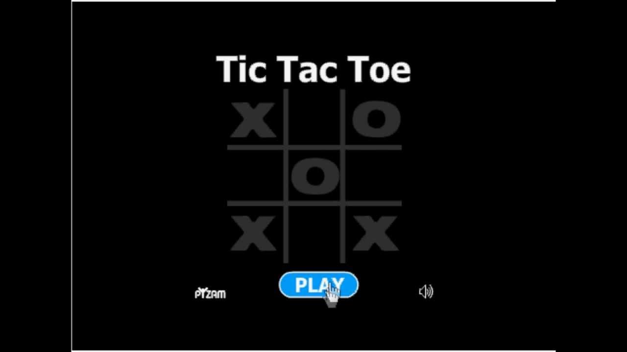 Tic Tac To Spiel