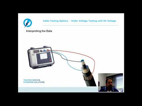 Acceptance And Maintenance Testing Of Medium Voltage Power Cables Part 1