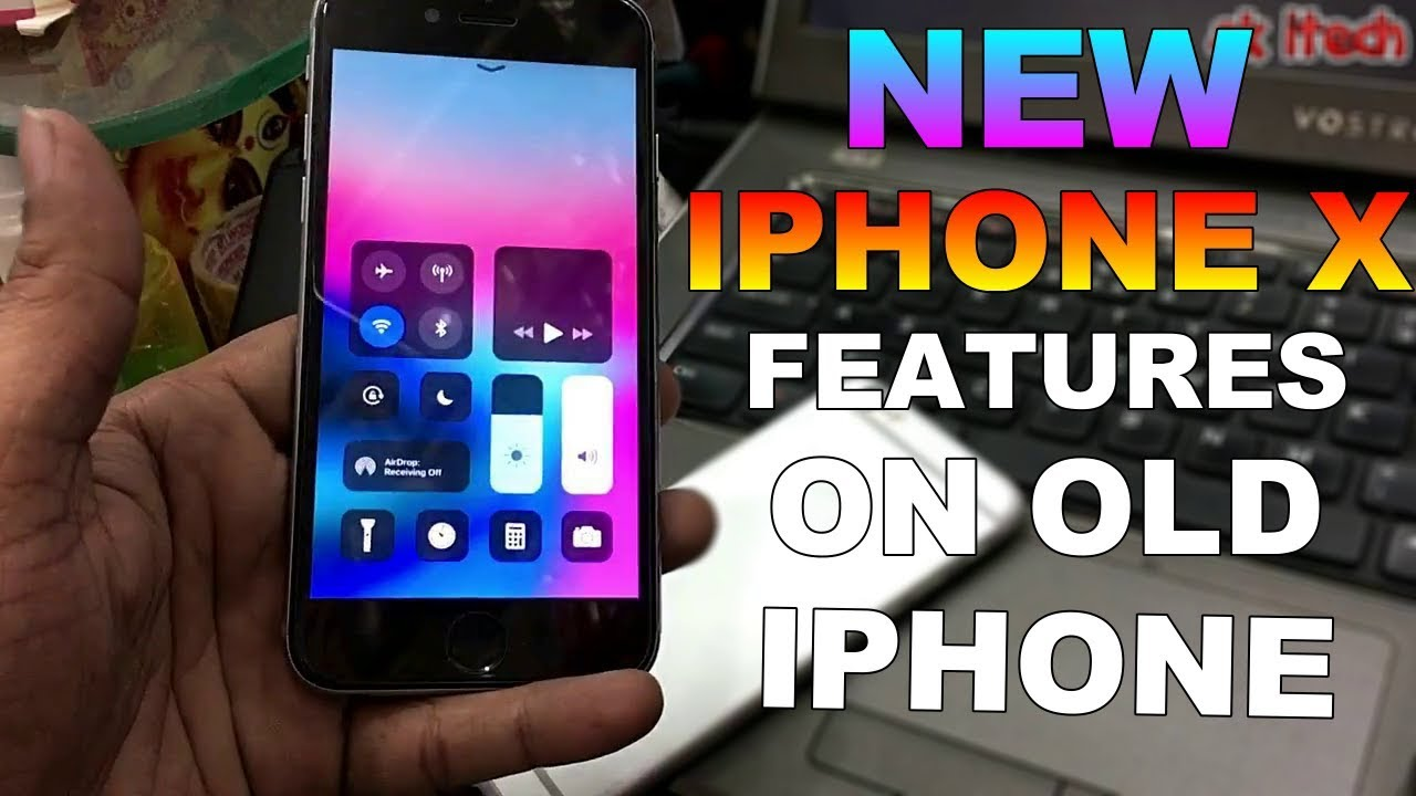 how to unjailbreak iphone without computer how to get new iphone x swipe gestures to device 2065