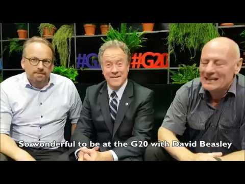 G20: World Vision chats with David Beasley of the WFP