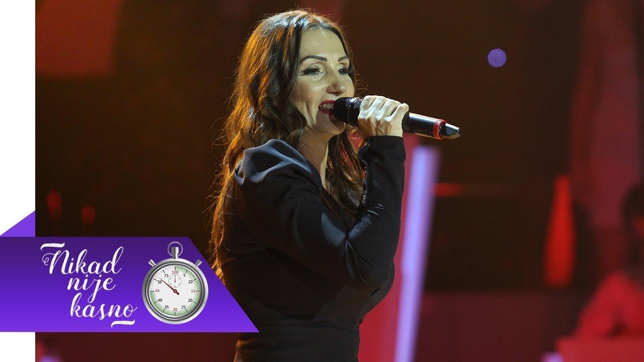 Ruzica Dobreta - Srce gori jer te voli - (live) - NNK - EM 10 - 24.11.2019