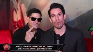 Angel Garcia & Marcos Villegas finally talk about the crazy Lucas Matthysse interview