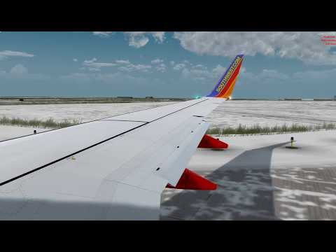 [P3Dv4] Beautiful Departure out of Denver + Go Around!! | Vatsim Full Flight | Denver-Salt Lake |