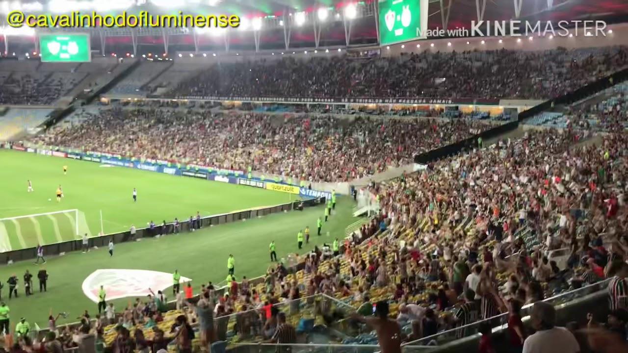 Fluminense 2x0 Bahia - Torcida do Fluminense!