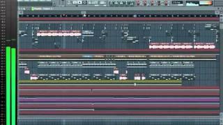 [4Finger PROD] La Fouine & Kamelancien - Vécu  (Instrumentale) REMAKE