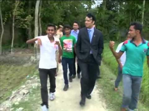 Bangladesh envoy to India visits border areas after land swap
