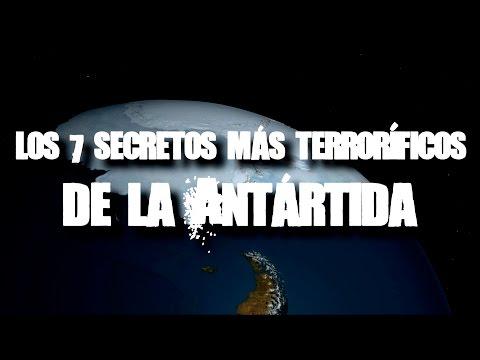 Los 7 secretos más terroríficos de la Antártida