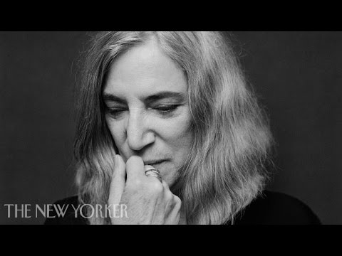 Patti Smith Reveals the Story Behind Her Most Successful Song and Performs Live With David Remnick