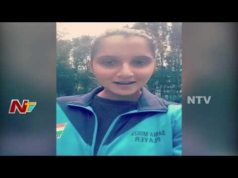 Sania Mirza Raises Awareness On Coronavirus | NTV Sports