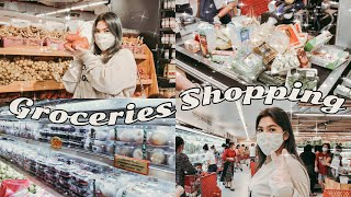 Download Lagu VLOG! Groceries shopping (diet snacks) | Lili Nielsen mp3