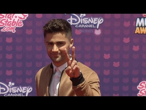 Max Ehrich 2016 Radio Disney Music Awards Red Carpet