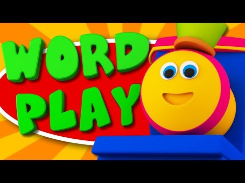Word Play | Learning Street With Bob The Train | Cartoons For Kids | Videos For Children by Kids Tv