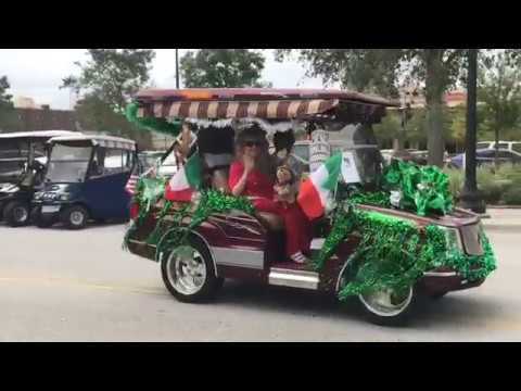 Italian American parade The Villages FL