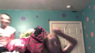 E&J dancing to lmfao sexy and i know it!(:
